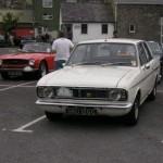 Mk2 Lotus Cortina on the Classic Car Tour
